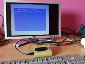Turn your Raspberry Pi into a Commodore 64 – Andrews Rantings